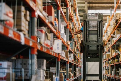 Industrial Inventory Management